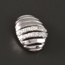 Silber Anhänger rhodiniert