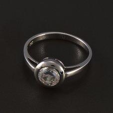 Silber Verlobungsring