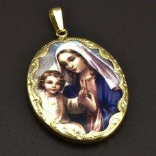 Große Madonna Gold 585