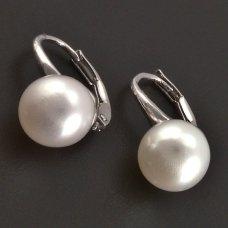 Frauen Ohrringen mit Perle
