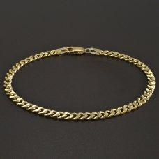 Panzerarmband Gold585