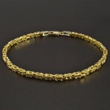 Königs-Armband Gold 585