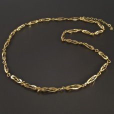 Gold-Collier