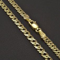 Doublepanzer Goldkette