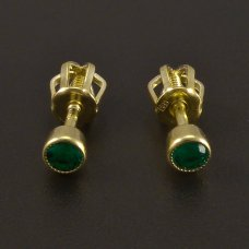 Ohrstecker in Gold