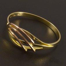Gelb-rot-Gold Ring