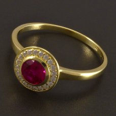 Ring in Gold 585