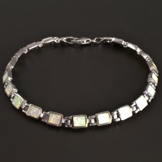 Armband-Opal-Silber925