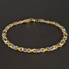 Gold 585-Armband