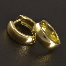 Gold-Creolen 585/1000