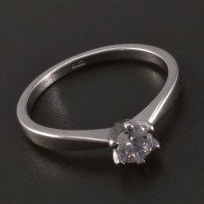 Silber-Ring-Zirkon