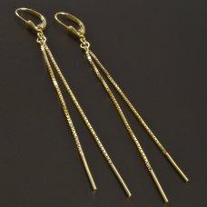 Gold-Ohrhänger