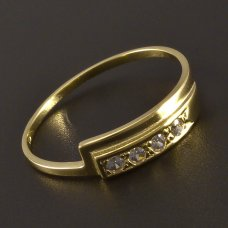 Gold 585-Ring