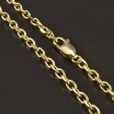 Anker-Goldkette 585