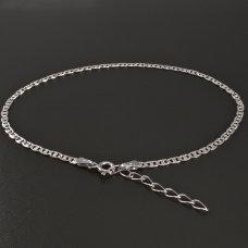 Silber 925 Fußkette