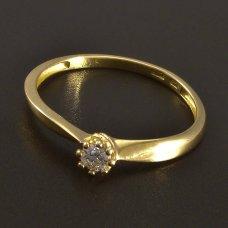 Diamant- Goldring