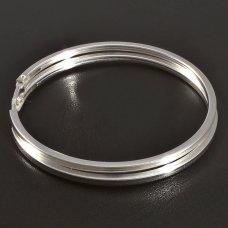 Creolen-Silber 925