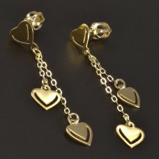 Ohrhänger in Gold 585