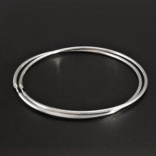 Silber Ohrringe Kreise