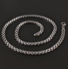 Weißgold Halskette