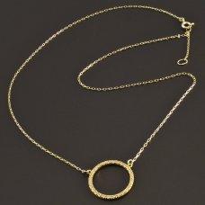 Gold-Kette-Kreis 585