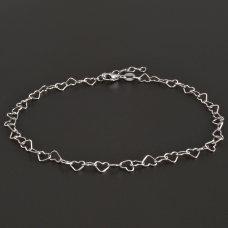 Fußkette-Silber 925