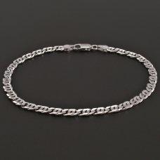 Paragraphs-Armband-Silber