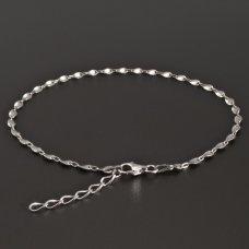 Fußkette aus Silber