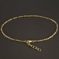 Gold-Fusskette 585/1000