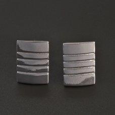 Manschettenknöpfe-Silber