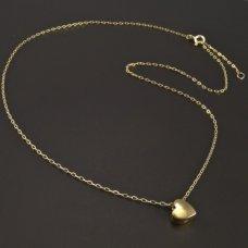 Kette-Herzchen-Gold585