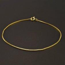 Goldarmband 585