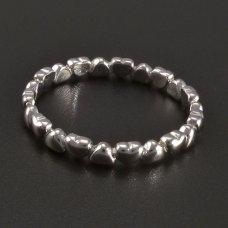 Weißgold-Ring