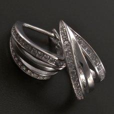 Ohrringe-Silber