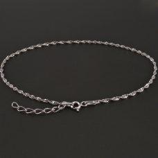 Silber-Fußkette 925
