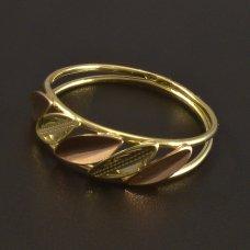 Gold-Ring Hand-Arbeit