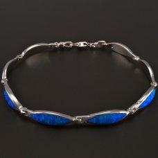 Blauopal-Armband-Silber925