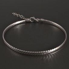 Weißgold 585-Armband
