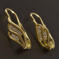 Gold 585 Ohrringe