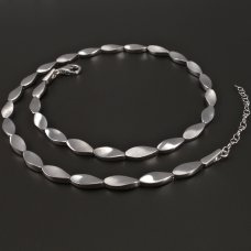 Collier-Silber