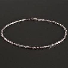Armband in Weißgold 585