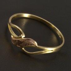 Gold-Ring-Handarbeit