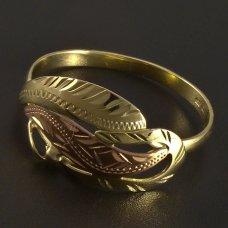 Handarbeit Ring Gold 585