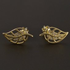Ohrringe in Gold 585