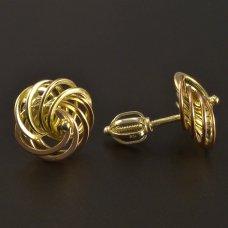 Gold-Ohrstecker